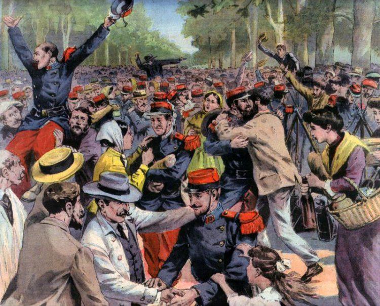 Patrimoine - 1907 La révolte des vignerons du Midi - Communauté de Communes  Sud Hérault